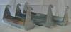 Поилка-кормушка подвесная металлическая 30 см.